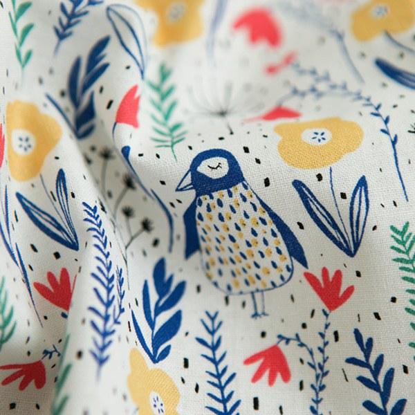 綿20数平織り - ピノバード